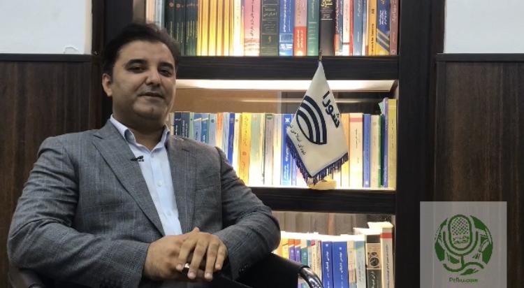 ویدیو/گفتگو با رییس شورای شهر بوشهر: از کمربند مشکی تا حمایت صد در صدی از شاهین شهرداری