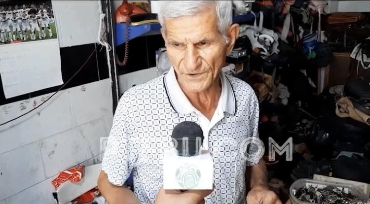 ویدیو/گفتگو با کسبه بازار پیرامون شاهین شهرداری