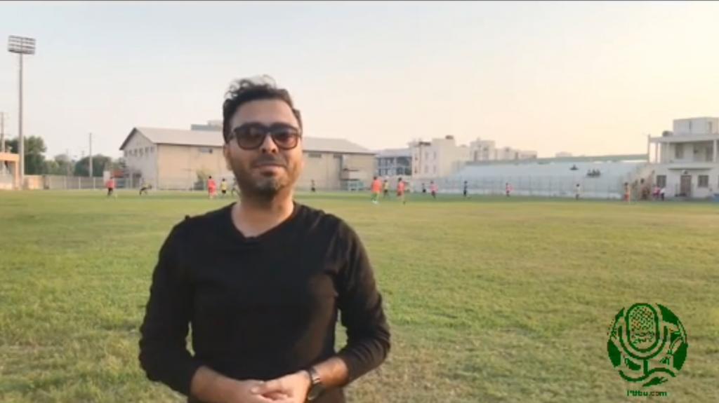 ویدیو /گزارش اختصاصی از تمرین ایرانجوان بوشهر